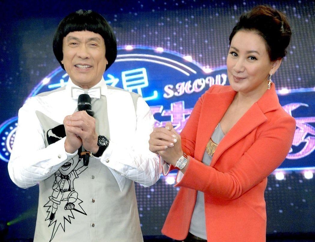 豬哥亮和陳亞蘭的「華視天王豬哥秀」在製播期間賠了不少錢,但節目結束後,電視台開始