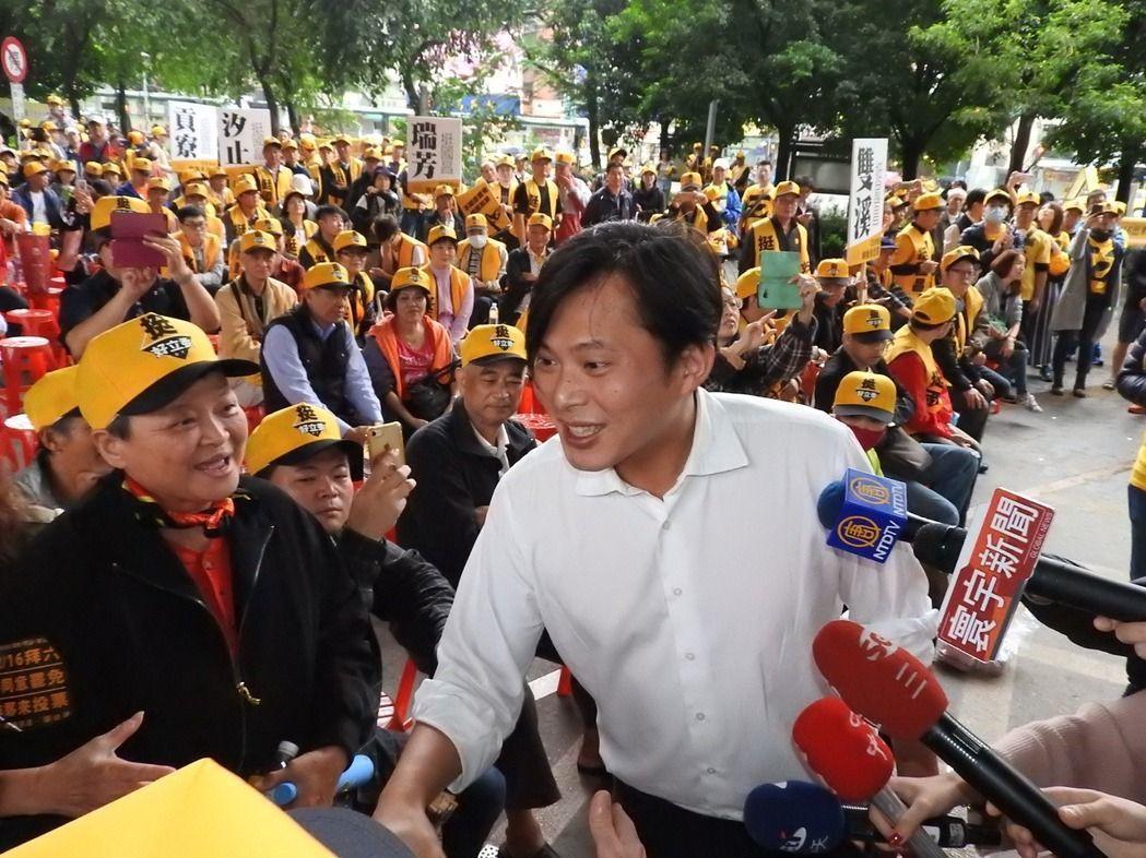 罷昌明進入十天活動期間 中選會:不得發布、引述民調