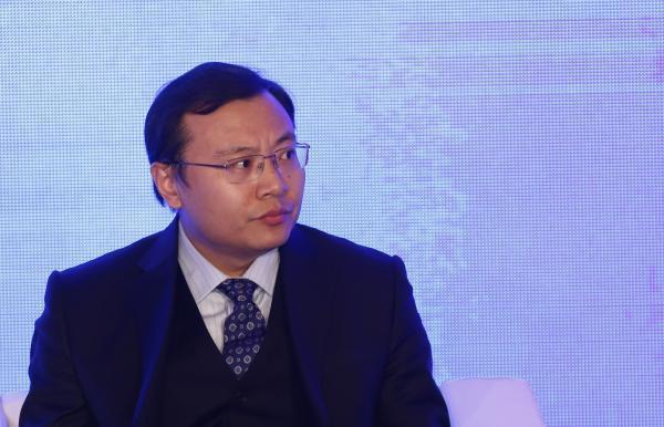 恒大集團首席經濟學家任澤平。(取自澎湃新聞)