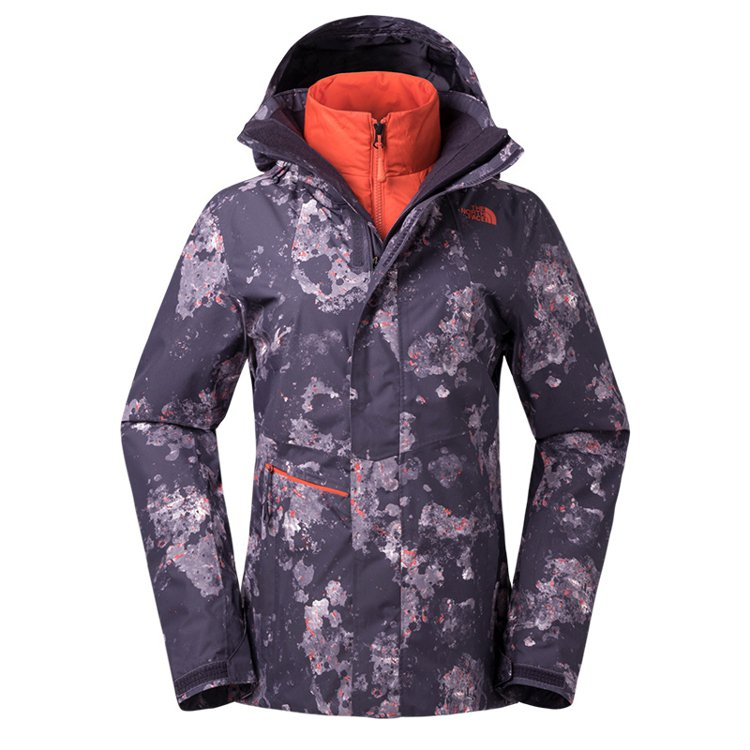 The North Face Garner Triclimate保暖外套,約13...