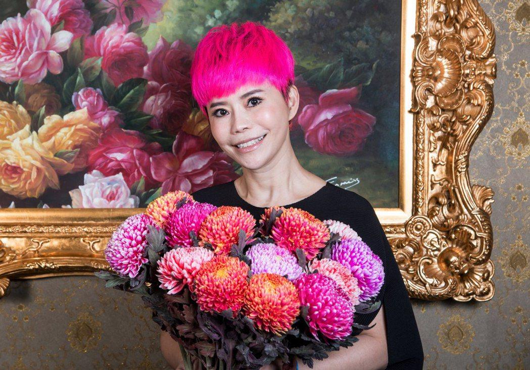 詹雅雯明年農曆年初四將在台北小巨蛋開唱。圖/寬宏提供