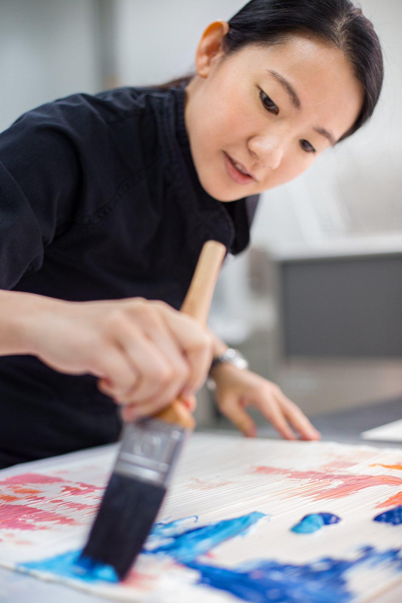 台北晶華酒店攜手黃慧嫻Janice Wong合作。圖/台北晶華酒店提供。
