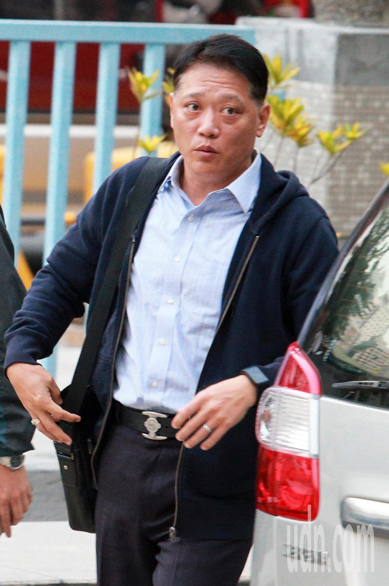 海軍計畫處副處長少將李鳳翔。記者劉學聖/攝影