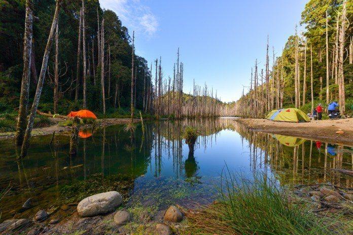 南投水漾森林。(圖/攝影者DeanChuang, Flickr CC Licen...