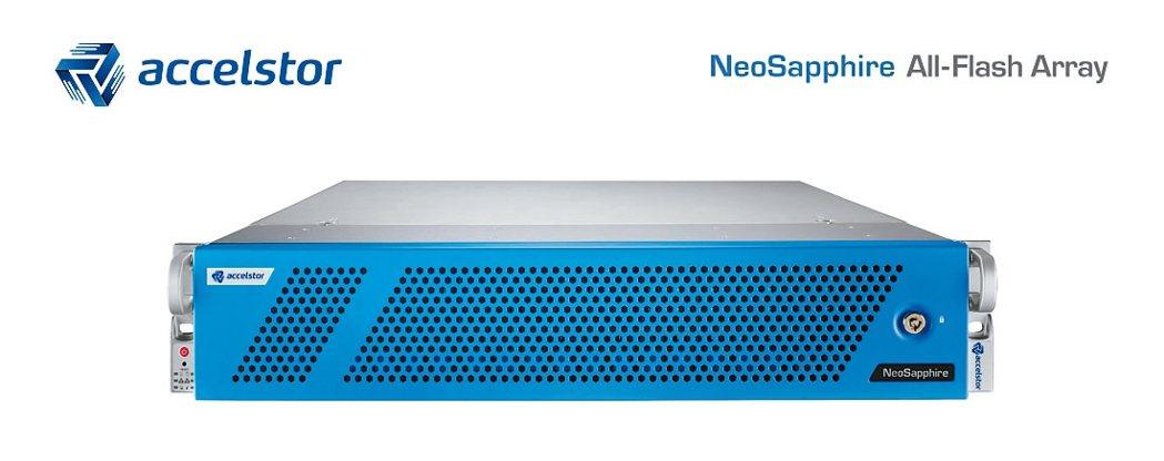 捷鼎國際NeoSapphire全快閃記憶體儲存陣列頂規表現已在亞大基因科技的企業...