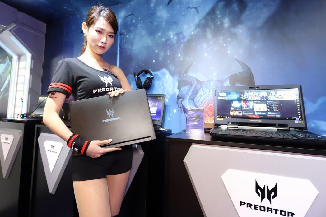 Predator Triton 700採用NVIDIA Max-Q架構,搭載獨家...