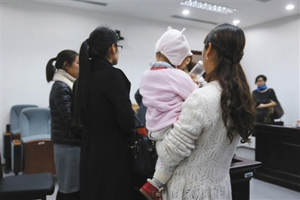 孕期被單位「驅逐」,女員工討薪獲支持。 韓劍華