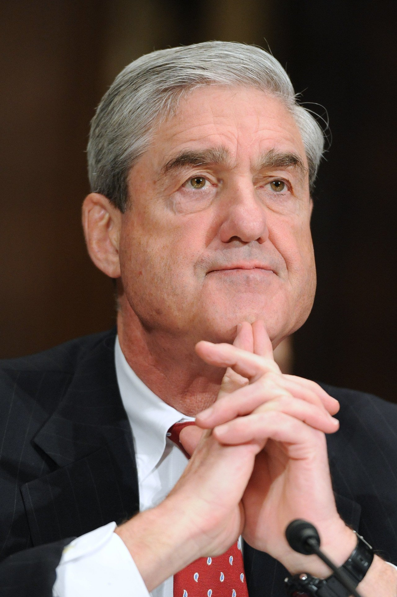 穆勒調查川普與德意志銀行往來,白宮否認。 歐新社