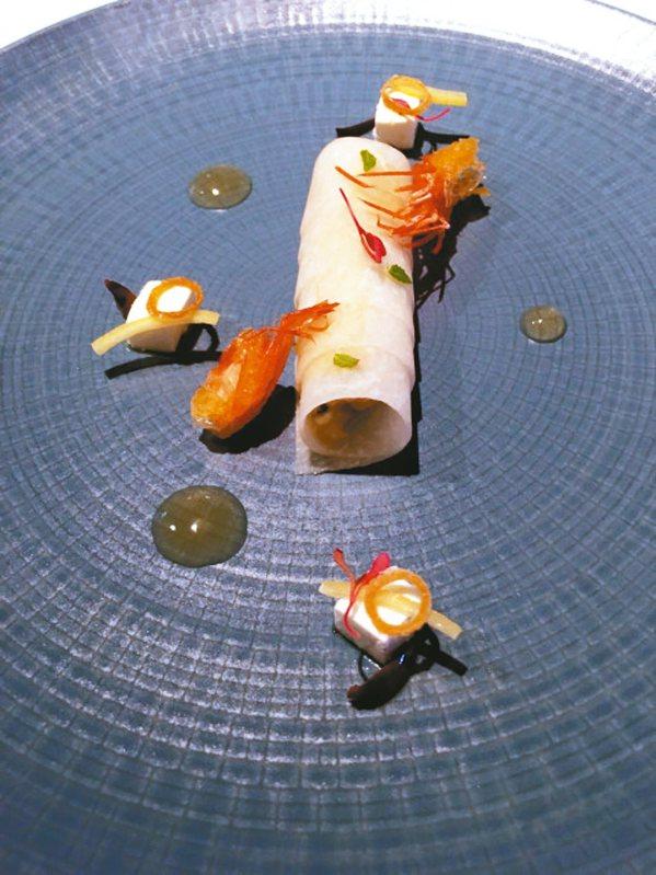 台灣魂法菜的態芮Tairroir,為全球1000家最佳餐廳新進榜餐廳。
