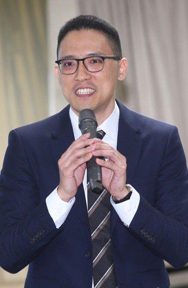 台灣微軟總經理孫基康。聯合報系記者曾學仁/攝影
