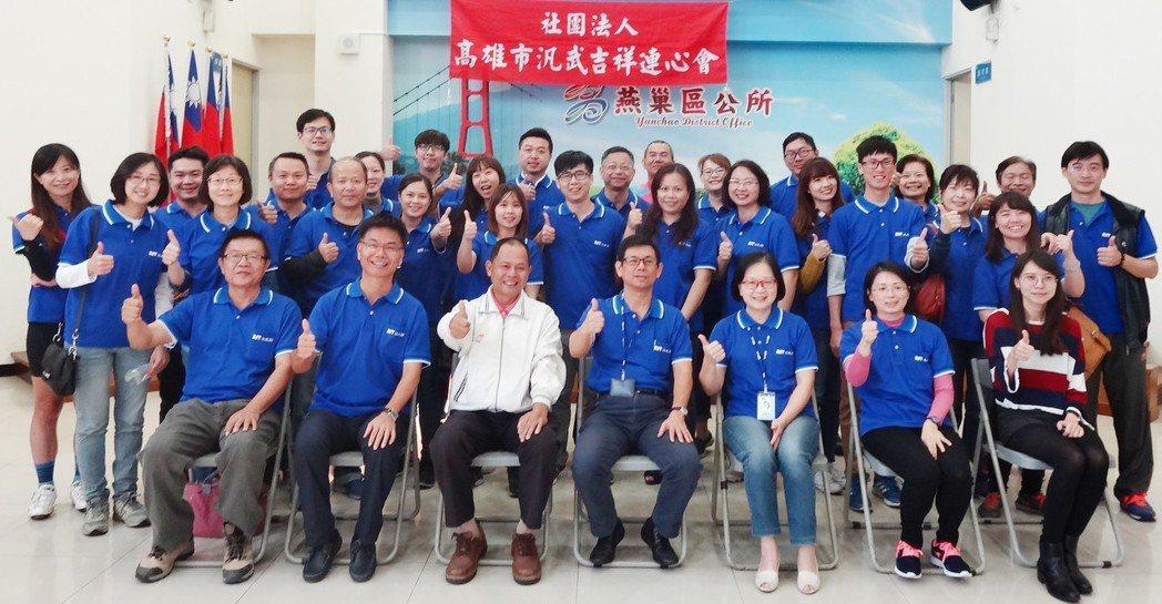 白手起家的汎武公司總經理謝武吉伉儷,長期投入腦性麻痺機構志工及國際扶輪社,並於2...