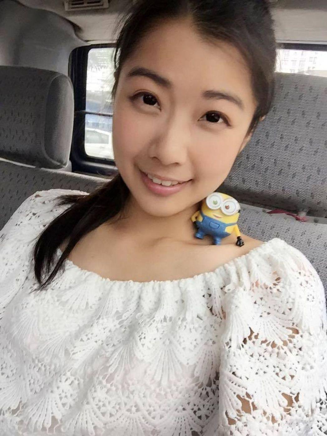 圖/摘自周亭羽臉書
