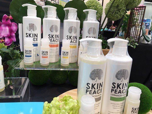 SKIN PEACE肌本和平含高濃度神經醯胺和積雪草,能舒緩、修護、保濕、強化寵...