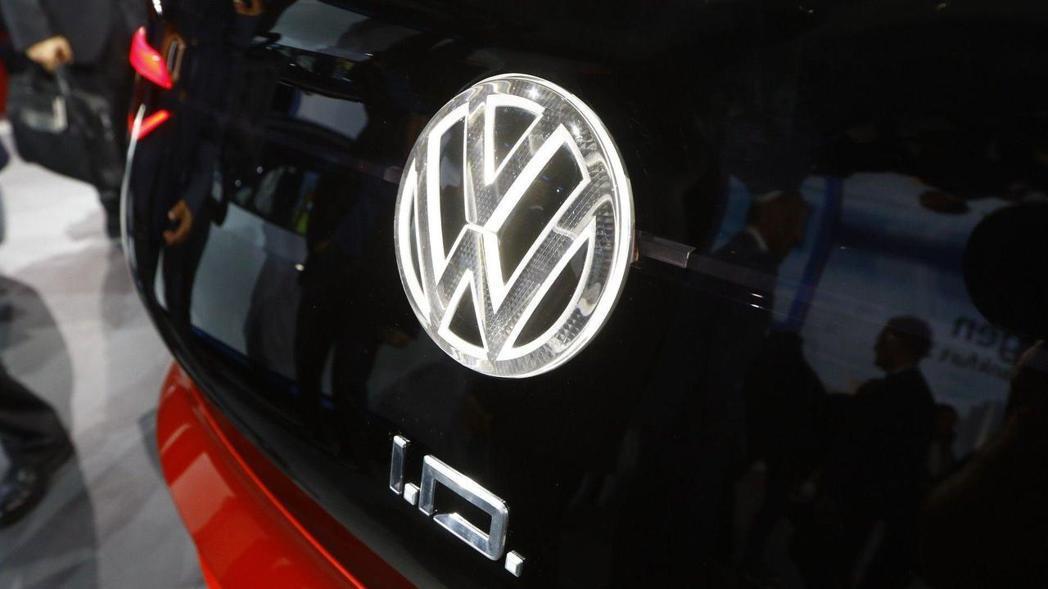Volkswagen I.D. 電動車。 摘自Volkswagen