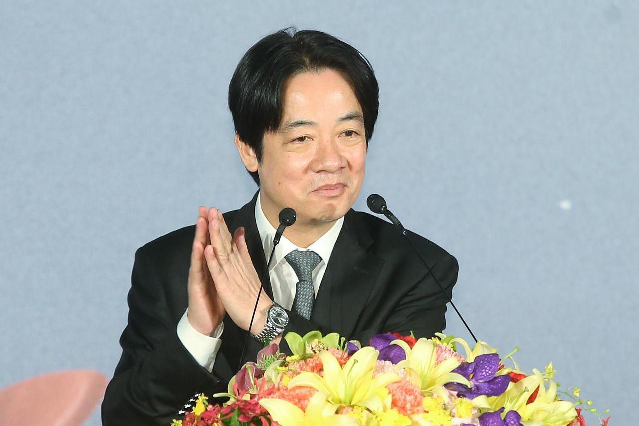 行政院長賴清德。記者楊萬雲攝影/聯合報系資料照