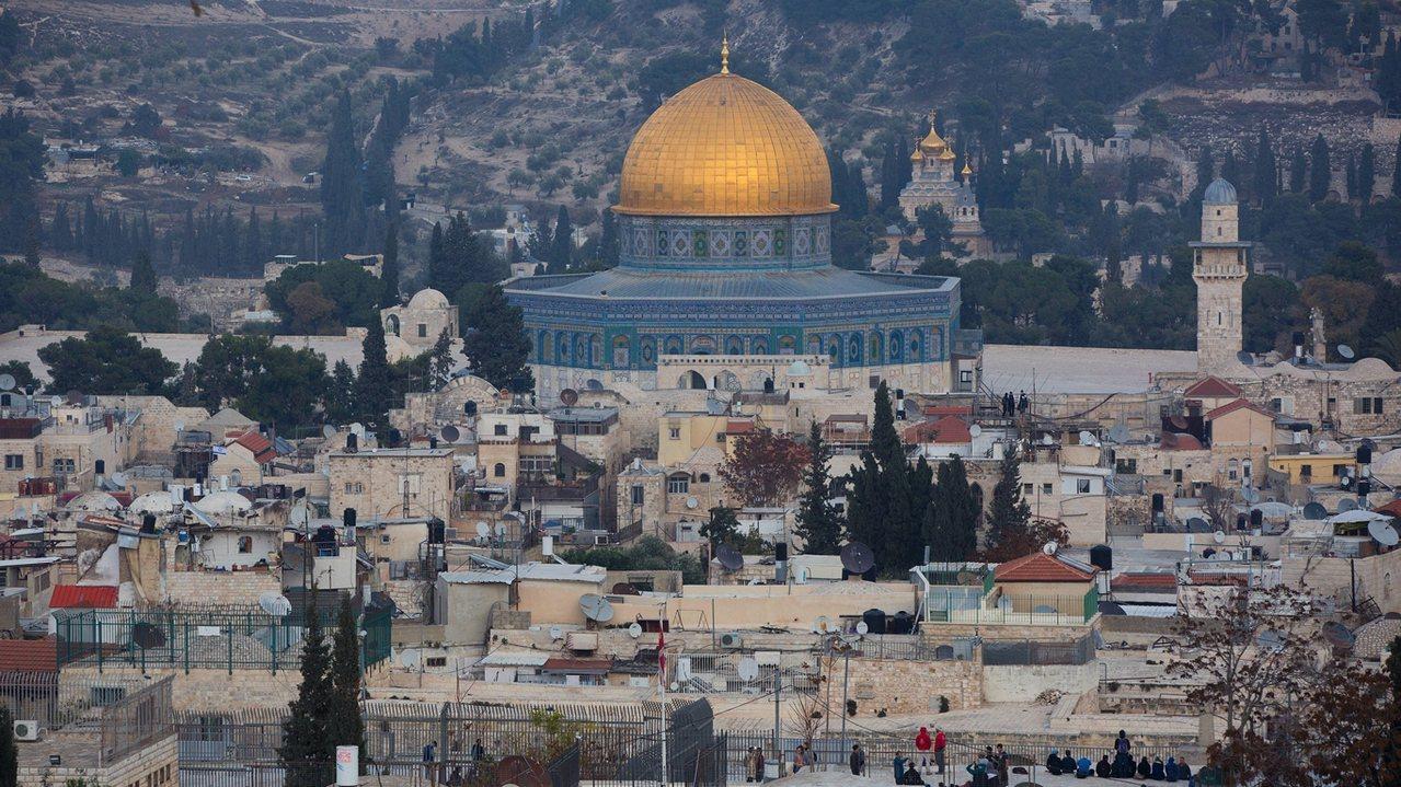 美國總統川普可能在6日宣布耶路撒冷為以色列首都。美聯