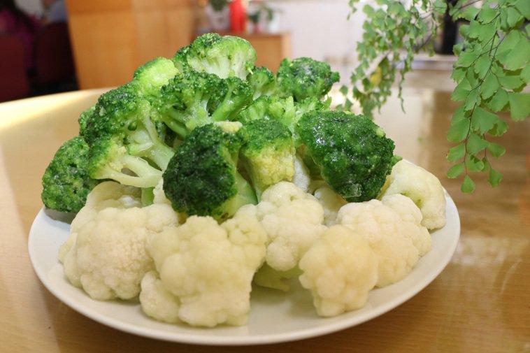 花椰菜。圖/農糧署提供