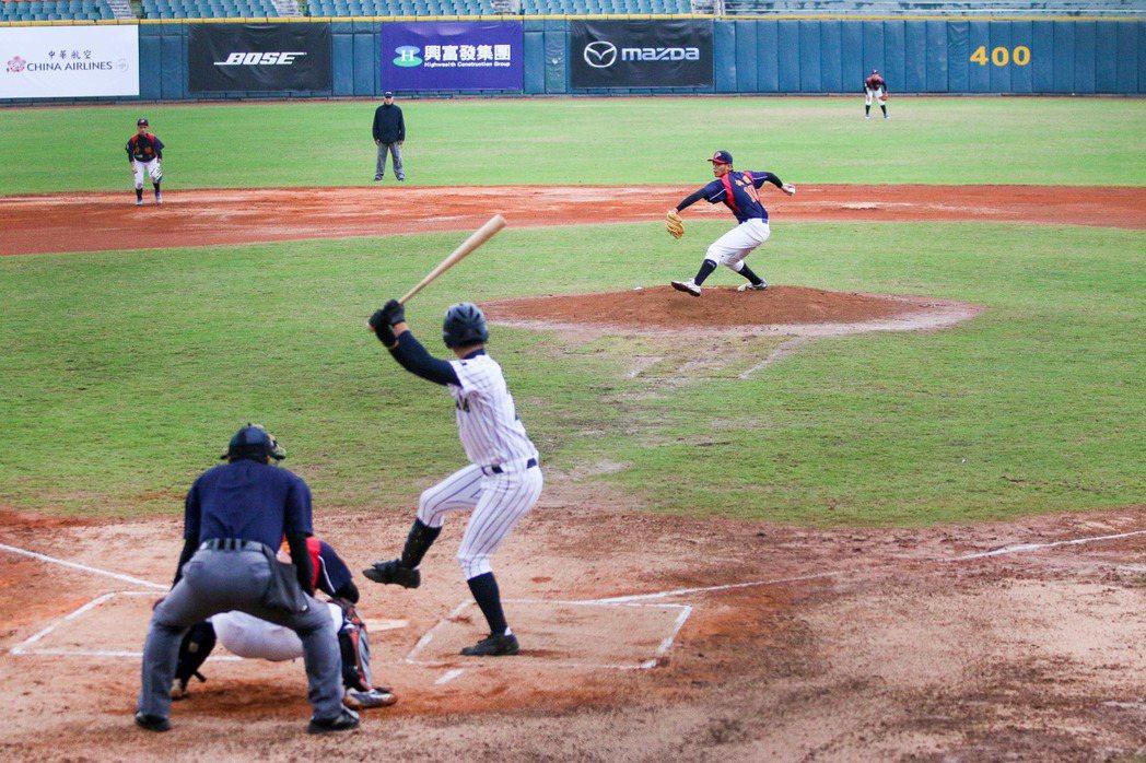2017 MAZDA台日高中棒球菁英對抗賽將於12月25日開打。 圖/中華棒協提...
