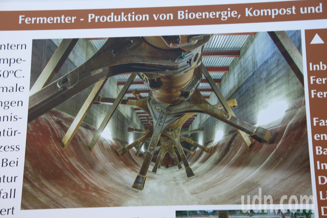 隧道窯乾式厭氧發酵設施,僅須21天即可完成發酵,能有縮短處理時間並減少設置空間。...