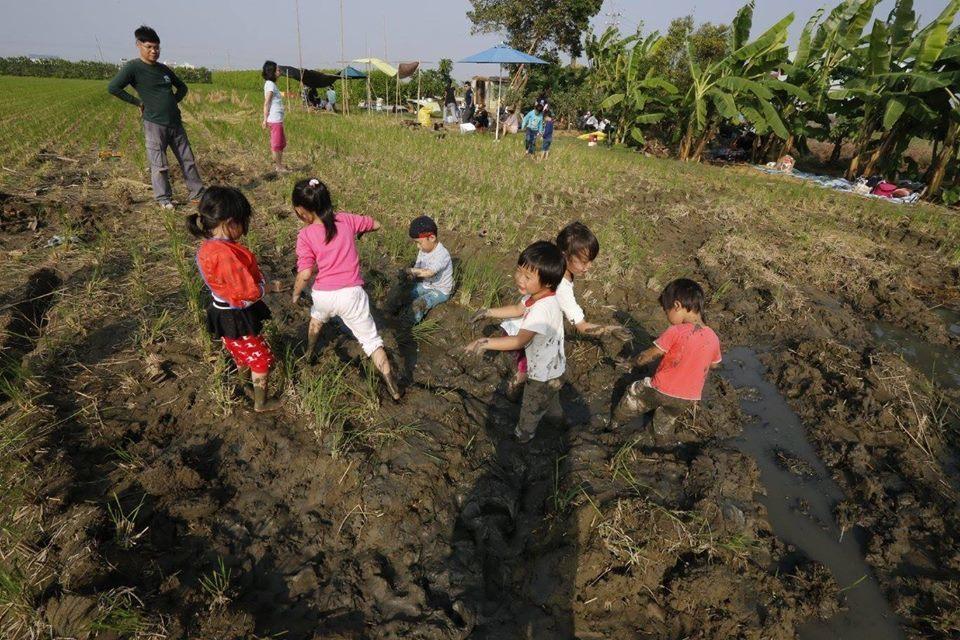 稻田野宴煮出土地芬芳,活動即將於明天報名截止。圖/呷飽麥提供