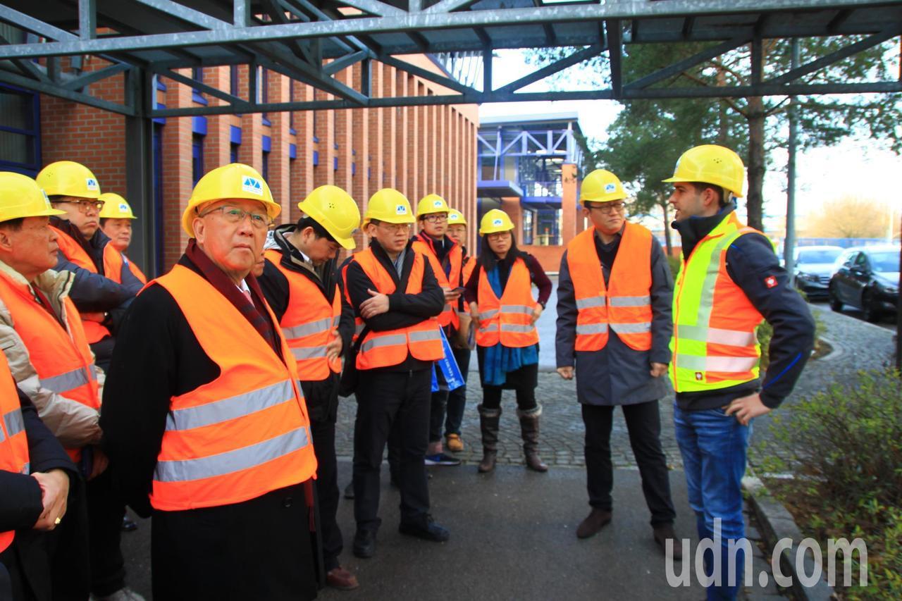 竹縣屬於沒有焚化廠的八縣市之一,將帶回這次參訪經驗回國研議。記者郭政芬/攝影