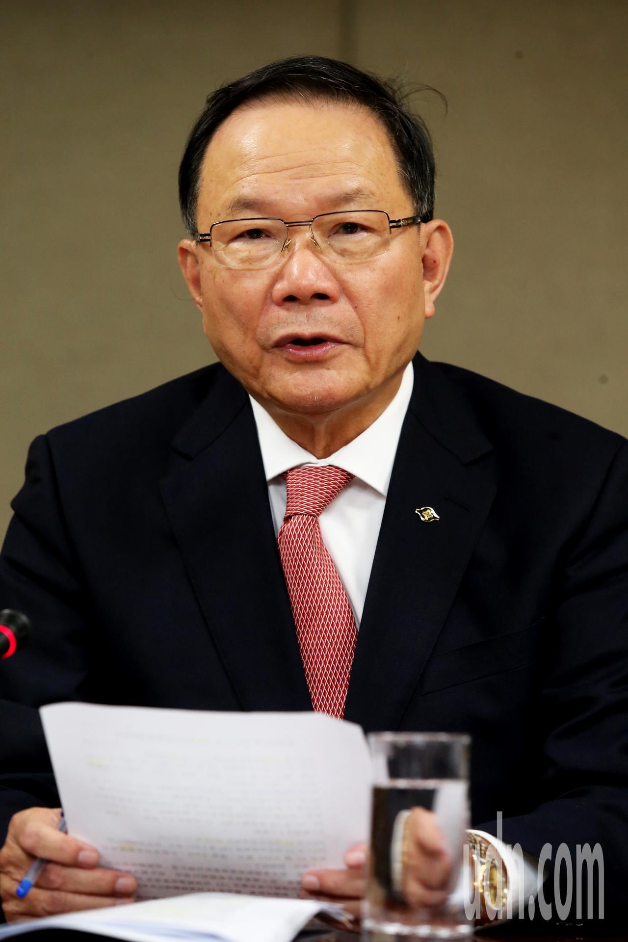 台塑董事長林健男表示,雖然明年第一季需求旺盛,但受到農曆年節影響,第一季營收可能...