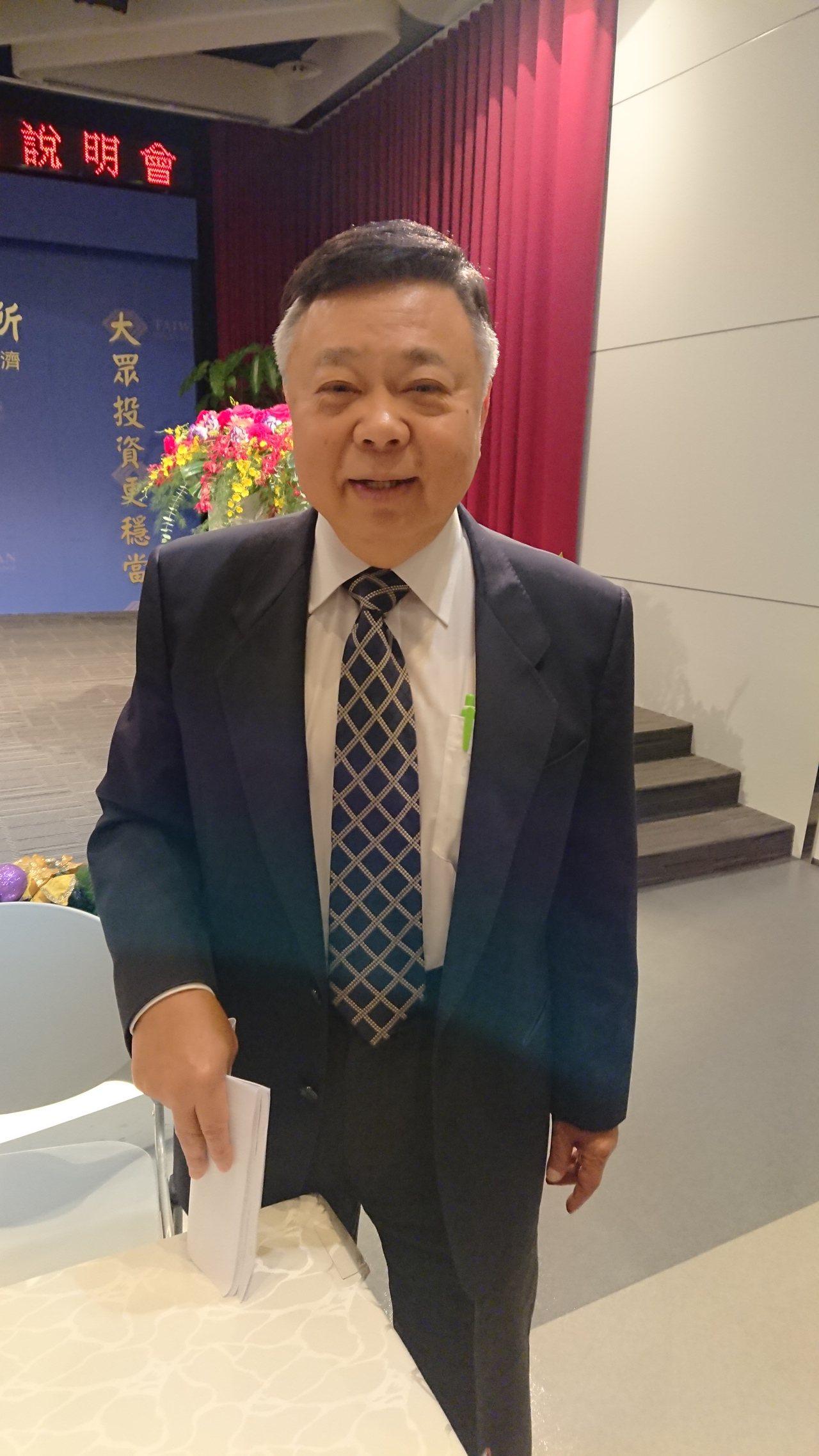 太平洋建設(2506)今日法說會,總經理馬鴻榮表示,明年公司有「太平洋蒔景」完工...