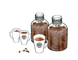 Notch咖啡。 圖/魚夫