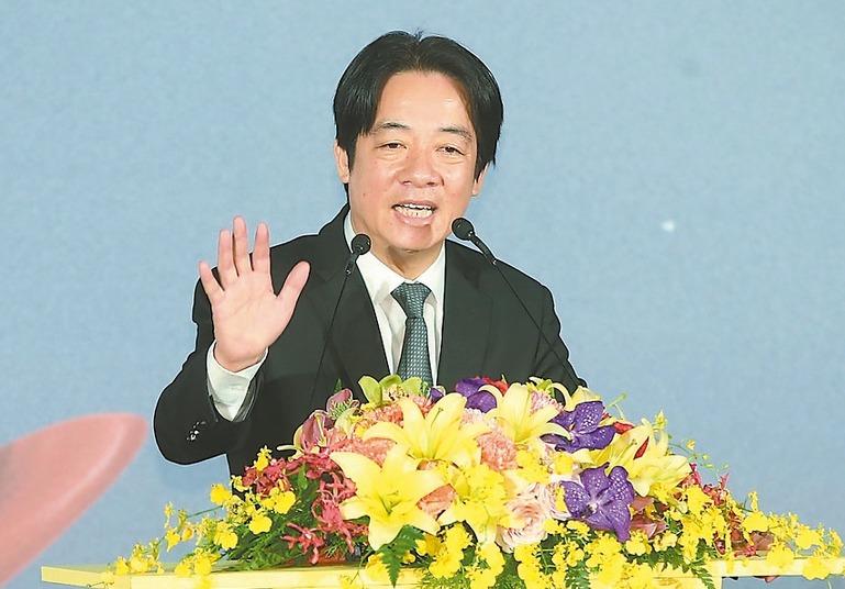 行政院長賴清德。 記者楊萬雲攝影/聯合報系資料照