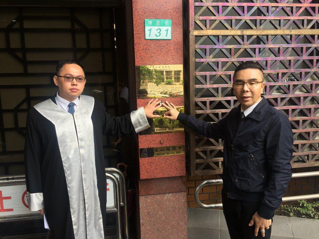 御蓮齋負責人郭芳良反控前手誹謗。本報系資料照/記者賴佩璇攝影。