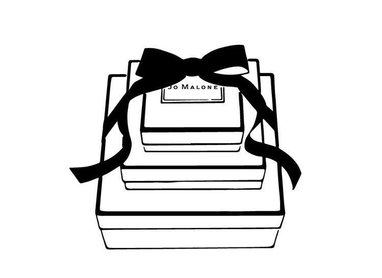 Jo Malone客製化禮盒印章服務12月9日起在台北101專門店限定推出,共有...