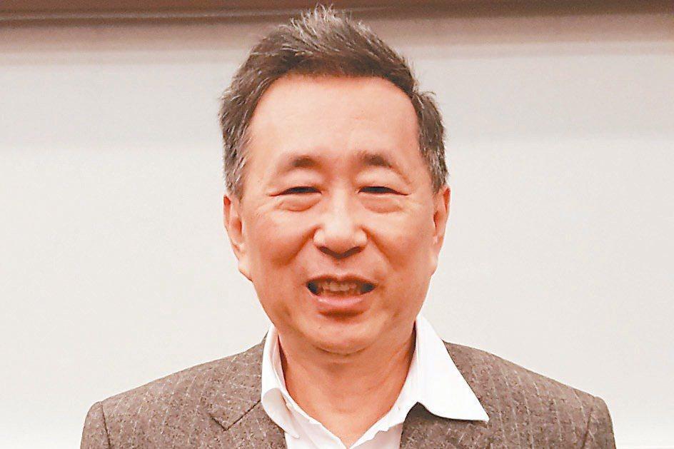 瑞軒董事長吳春發。 報系資料照