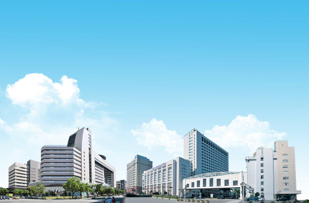 中國醫藥大學暨醫療體系,邁向醫療科技新時代。