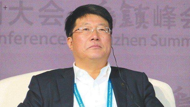 紫光集團董事長趙偉國。 特派記者林則宏/攝影