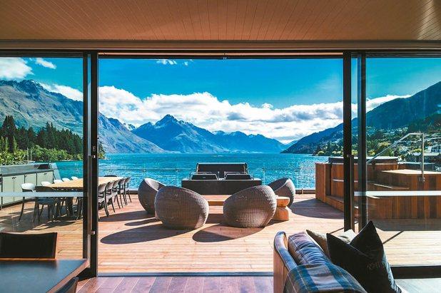 時序進入夏天的紐西蘭,是迎接全球第一道曙光的最佳選擇。 KAYAK/提供