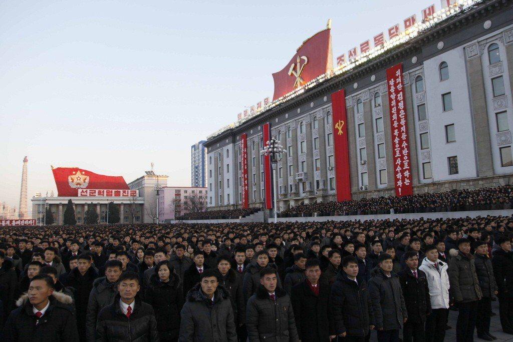 北韓外務省表示,在美國的威脅下,戰爭無可避免,將成為「一個既定事實」。美聯社