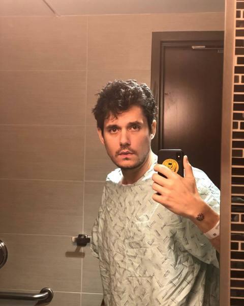 音樂創作人兼歌手約翰梅爾(John Mayer),5日因為急性闌尾炎緊急開刀,今天他在Instagram向粉絲報平安,寫道:「還是老樣子。」40歲的約翰梅爾6日下午在Instagram上傳自拍照向粉...