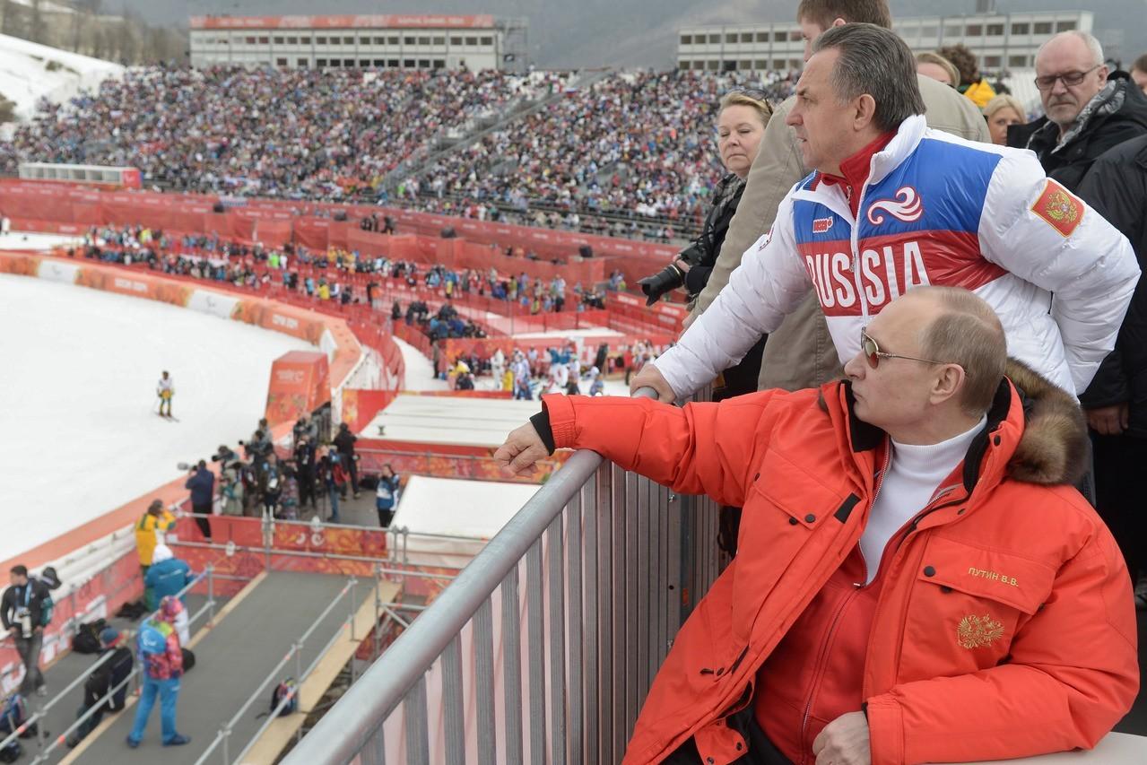 俄國總統普亭(Vladimir Putin)6日發表聲明指出,不會阻止個別選手參...