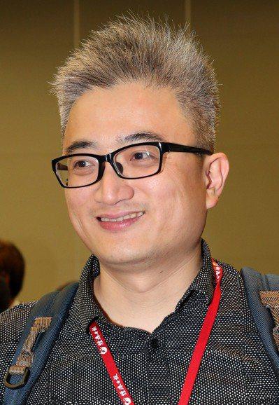 臺灣人工智慧實驗室創辦人 杜奕瑾。 聯合報系資料照(記者林俊良/攝影)