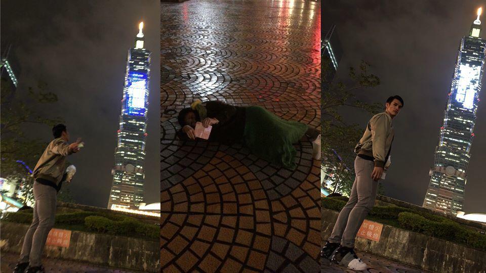 陽岱鋼昨(6日)在臉書曬出夫妻恩愛,說老婆為了替他拍照竟不顧地板潮濕,直接側躺。...