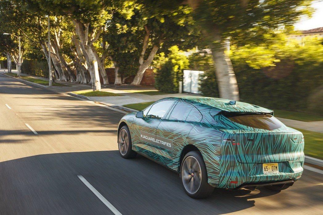 Jaguar I-Pace。 摘自Jaguar