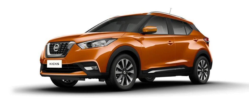Nissan Kicks將在台北車展首度亮相,並於明年正式導入國產。 圖/Nissan提供
