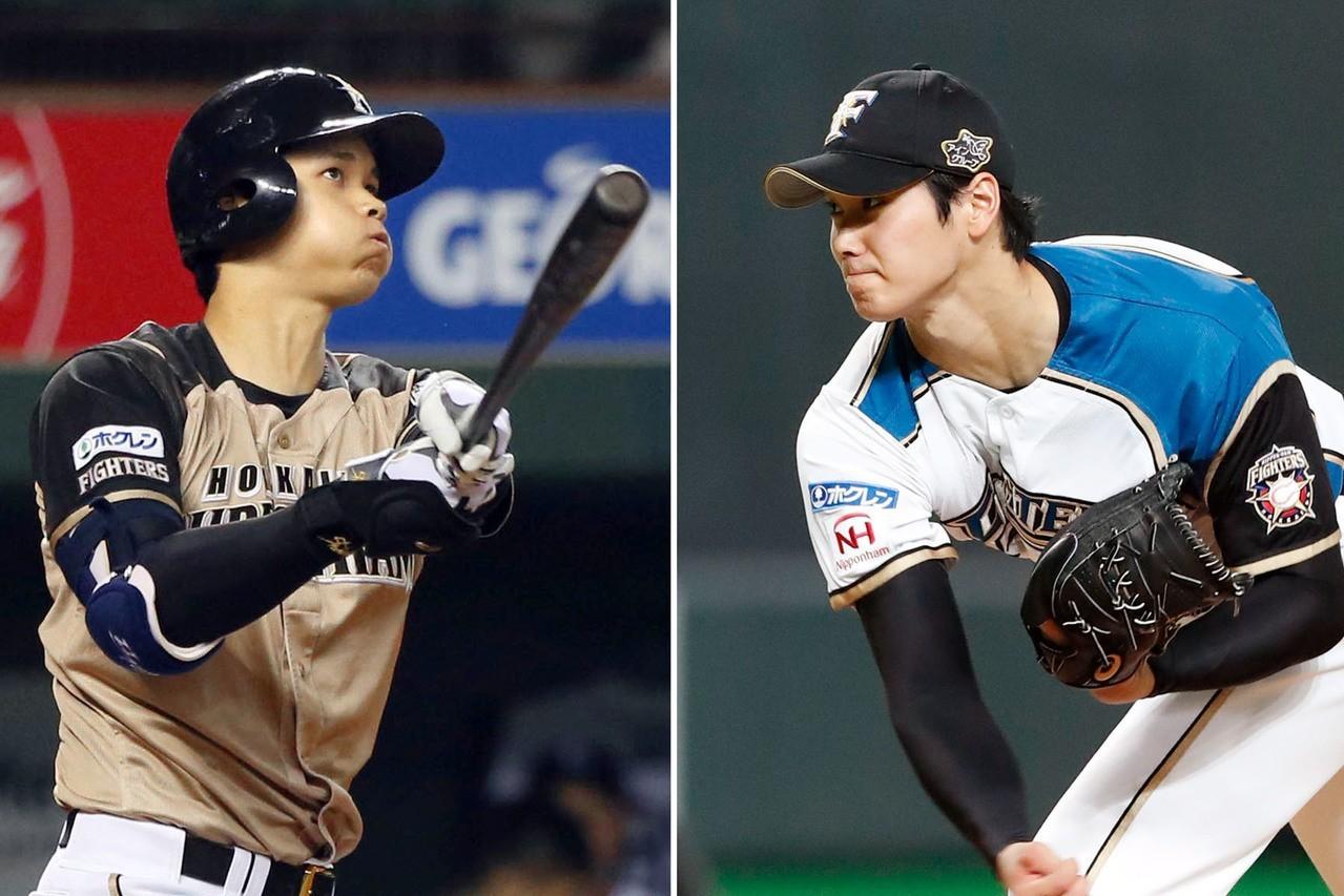 大谷翔平是近代棒球史上少見的「二刀流」選手,但大聯盟球迷對他能否複製一樣的成績感...
