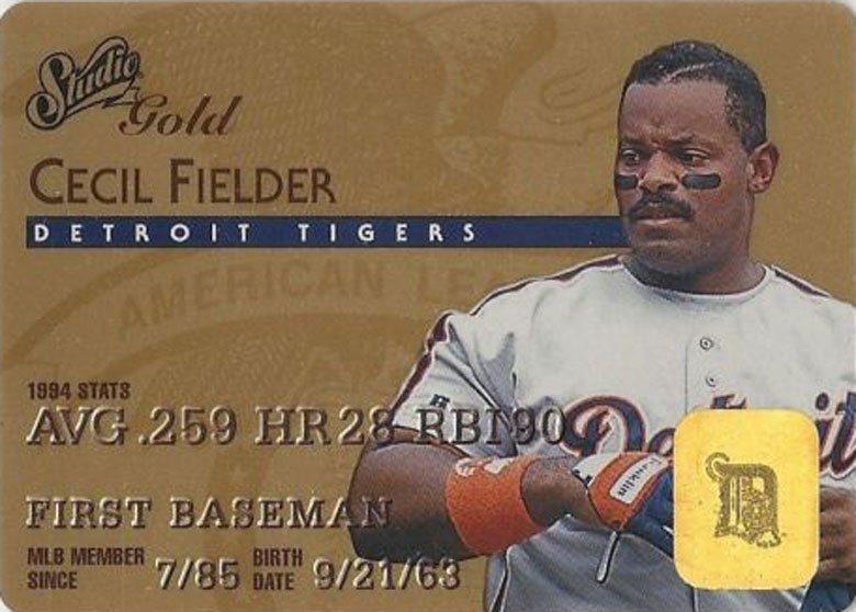 費爾德在1990和1991都成為美國職棒全壘打王和打點王,兩季共打出95支全壘打...