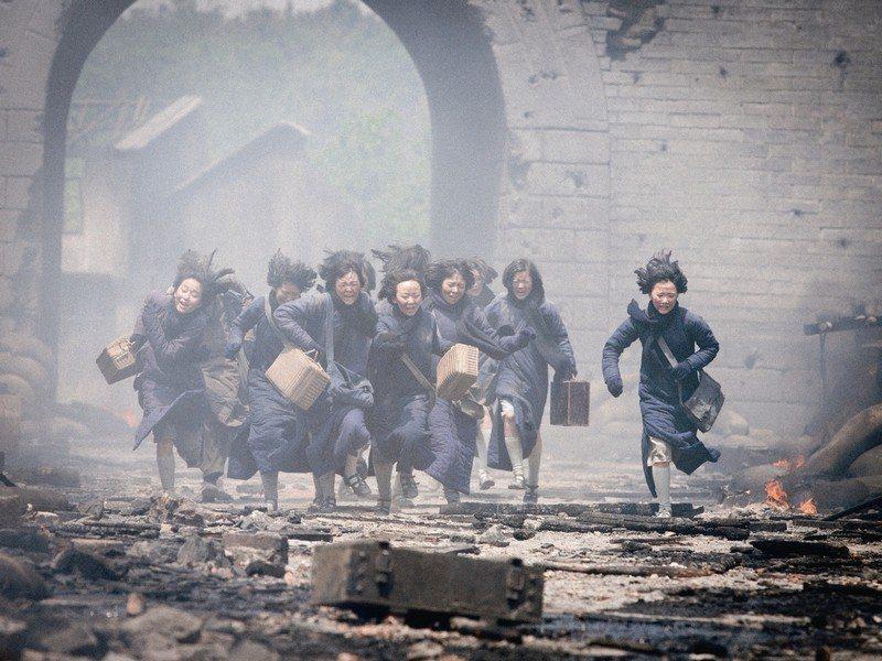 《金陵十三釵》劇照 (攝影/視覺中國)