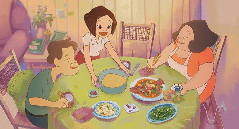 宋欣穎想藉由《幸福路上》描繪台灣一般家庭的樣貌。