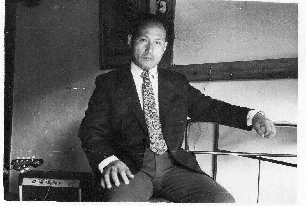 杜孝生後來帶家人離開家鄉,搬到更偏遠的大埔鄉行醫。圖/杜銘哲提供