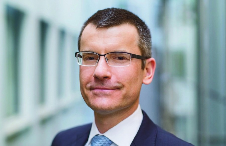 瑞銀財富管理全球首席投資總監Mark Haefele。(瑞銀/提供)