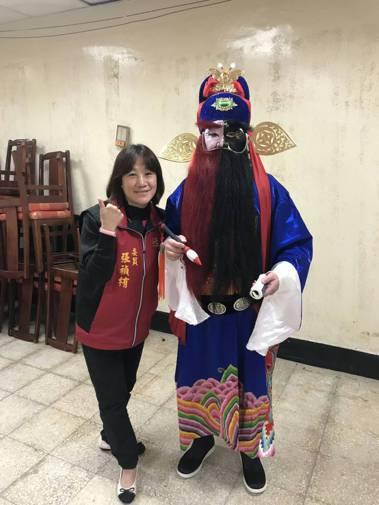 萬華青山宮一年一度的「青山王祭」今天下午登場,今年祭典特別找回30年不見的傳統藝...