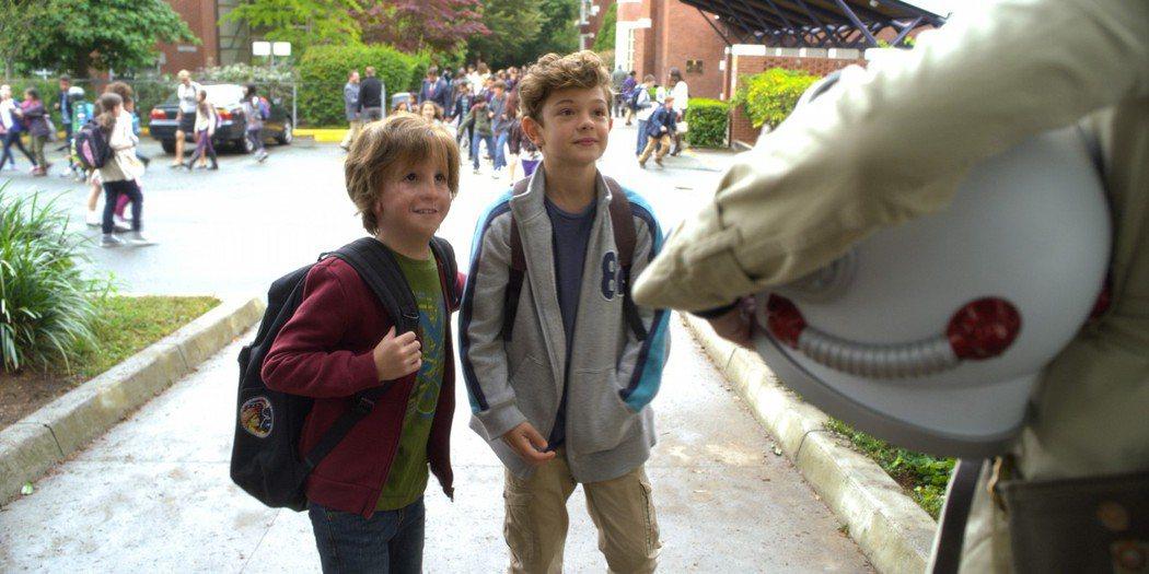 新片「奇蹟男孩」上映5天全台票房飆破2千萬台幣。圖/甲上提供